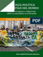 Ecologia Politica en La Mitad Del Mundo