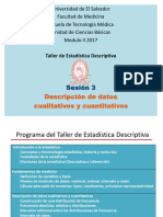 Clase 3 Estadistica Descriptiva