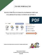 Relatório da Acção de Formação sobre Blogs