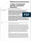 The Ethics of Charismatic Leadership - Submission or Liberation