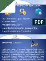 Diapositivas Economia 2016 Produccion y Costos