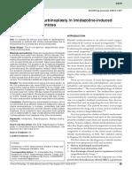Radiofrequency Turbinoplasty in Imidazoline-Induced Rhinitis Medicamentosa