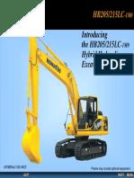 HB205-1MO Sale manual