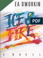 Ice & Fire - Andrea Dworkin - Epub