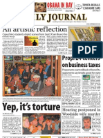 1022 issue of the Daily Journal