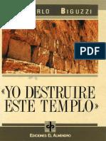 Biguzzi, G. - El templo y el judaismo en el Evangelio de Marcos.pdf