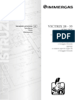 1 Pdfsam 91ManualeCaldaia Victrix 28 35 KW TT 1041728