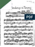 BUENCAMINO F Sr - Ang Pandango ni Neneng
