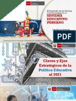 El Desarrrollo de Las Ciencias y Las Tecnologias en El Sep.2018