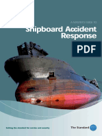 A Master Guide to Shipboard Accident Response