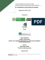 Capitulo 1 Condiciones Hidrologicas Hidrogeologia