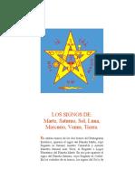 LOS SIGNOS DE