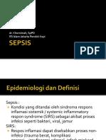 SEPSIS materi, dr. Khomimah.pptx