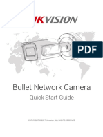 5A,7A Series Bullet Camera Quick Start Guide