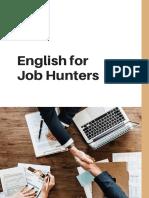 English for Job Hunters