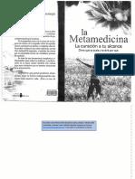 La Metamedicina, La Curación a Tu Alcance de Claudia Rainville