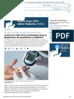 ¿Cuál Es El Valor de La Insulinemia Para El Diagnóstico de Prediabetes y Diabetes_ - Artículos - IntraMed