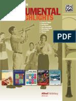 2007-08 Instrumental Catalog