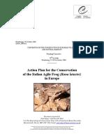 AP Conservation Rana Latastei in Europe