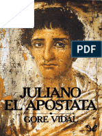 Juliano El Apostata - Gore Vidal
