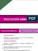 Educación Ambiental Colombia