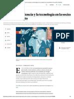 La Importancia de La Ciencia y La Tecnología en La Sociedad de Conocimiento _ Innovación _ Portafolio