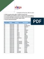 28012019_Lista de Precios Tecnobodega