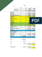 Excel Ejercicio