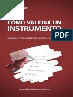 Como Validar un Instrumento - Dr. José Supo.pdf