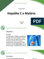 Hepatite C e Malária