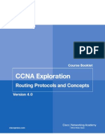 Chapt 3 Introduction to Dynamic Routing Protocols