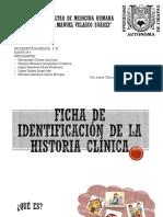 FICHA DE IDENTIFICACIÓN DELA HISTORIA CLINICA.pptx