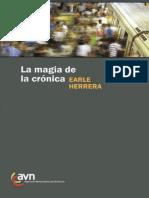 Earle Herrera - La magia de la crónica