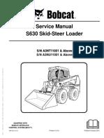 sevice manual BOBCAT S630 (1).pdf