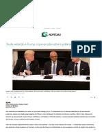 Extorsão e Trump_ o Que Se Sabe Sobre o Polêmico Divórcio de Bezos