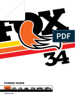 FOX 34 Tuning Guide RevA