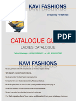 Kavi Fashions Ladieswear