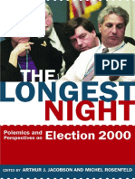 The Longest Night Polemics and Perspectives on Election 2000