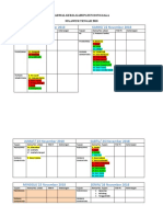 Jadwal Kerja Kabupaten Donggala Revisi 1