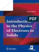 (Graduate Texts in Physics) Henri Alloul (auth.)-Introduction to the Physics of Electrons in Solids-Springer-Verlag Berlin Heidelberg (2011).pdf