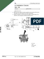 3 Design Correction Settings