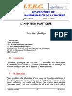 Injection Plastique