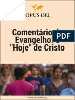 Evangelho Terceiro Domingo Tempo Comum Ano c