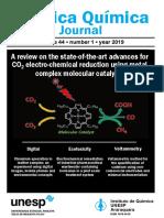 Eclética Química Journal - volume 44 número 1 - 2019