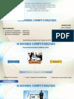 AUDITORIA COMPUTARIZADA