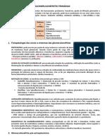 GLOMERULONEFRITES PRIMÁRIAS