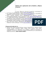 Particularidades de la aplicación de la Gestión y Mejora de procesos.pdf
