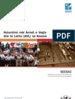Hulumtimi Mbi Armet e Vogla Dhe Te Lehta Ne Kosove
