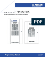 LT-1040 FX-350 Programming Manual
