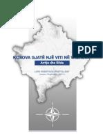 Kosovo Gjat Nje Viti Ne Vazhdim Na Lordi Robertson